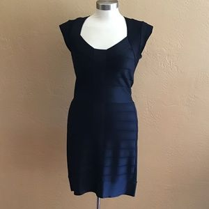 French Connection Black Dress Sz 8